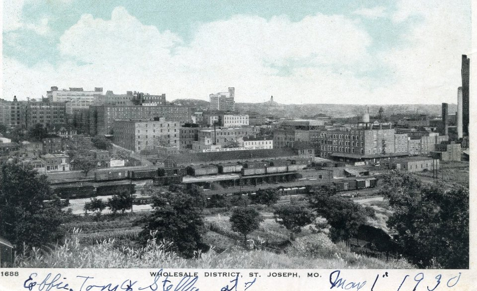 Prospect Hill photo with the Corby Building