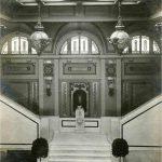 Robidoux Hotel Main Staircase St. Joseph Mo