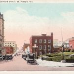 Edmond Street St. Joseph, Mo.