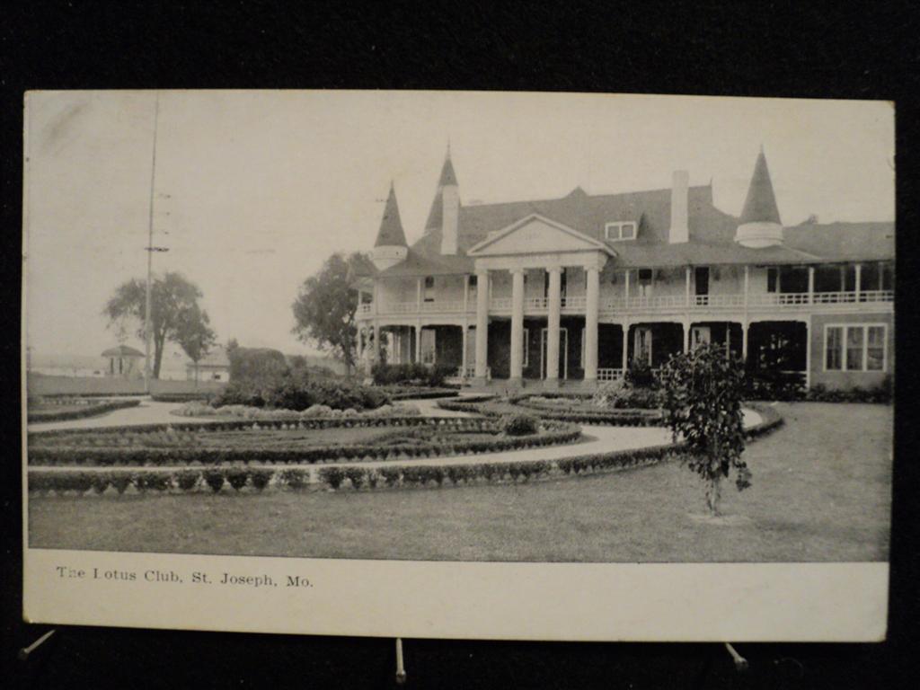 The Lotus Club St. Joseph Mo