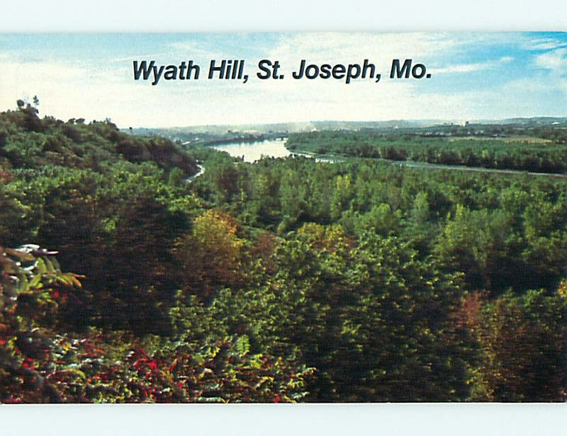 Wyeth Hill St. Joseph Missouri