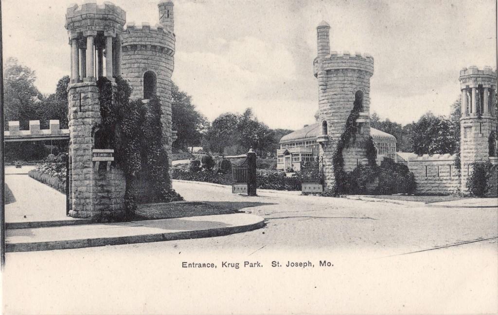 Krug Park Entrance