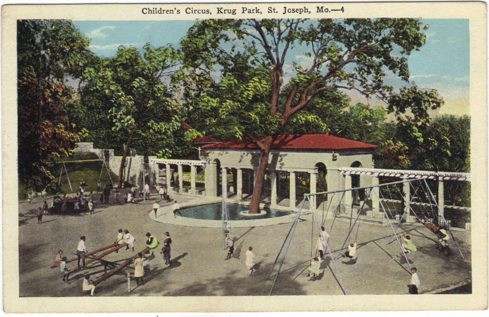 Children's Circus Krug Park St. Joseph Mo