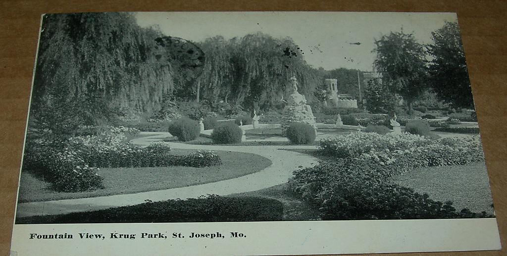 Fountain View Krug Park St. Joseph Mo