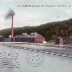 St. Joseph Mo. Pumping Station 1909