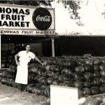 Thomas Market, 3101 St. Joseph Avenue, St. Joseph, MO 64505 – 1954-55