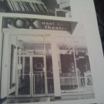 Fox East Hills Theatre  From the Benton Yearbook 1982 St. joseph Mo