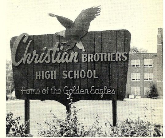 Christian Brothers Sign St. Joseph Missouri