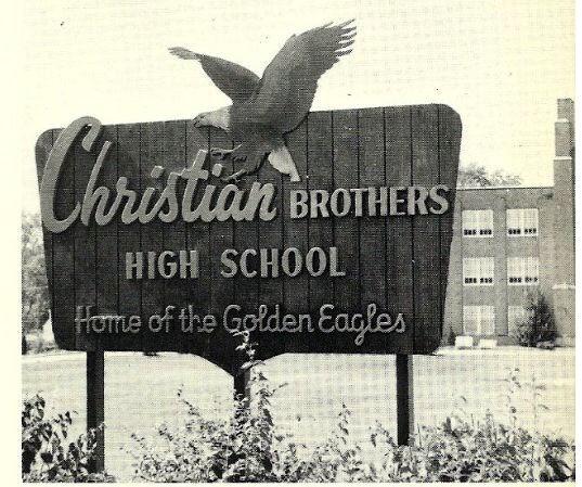 Christian Brothers Sign St. Joseph Missouri