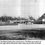 The Midway and Shoot the Chute Lake Contrary St. Joseph Mo