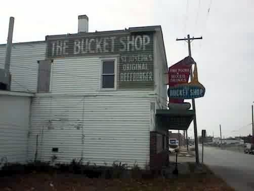 The Bucket Shop St. Joseph Mo