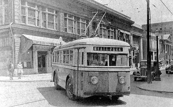 City Bus in St. Joseph Mo