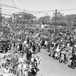 Apple Blossom Parade St. Joseph Mo 1947