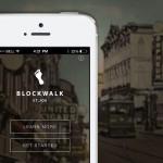 BlockWalk Mobile App St. Joseph Missouri