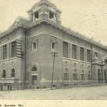 Auditorium St Joseph MO 1912 St. Joseph Missouri postcard