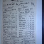 Barnes and Comello – Beaty Grocery Store Prices – Located 2641 Lafayette St. Joseph Mo