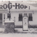 Frog Hop Gas Station St. Joseph Mo