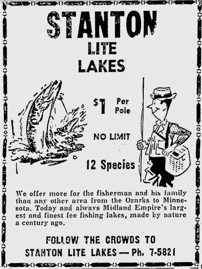 Stanton Lite Lakes Saint Joseph Mo