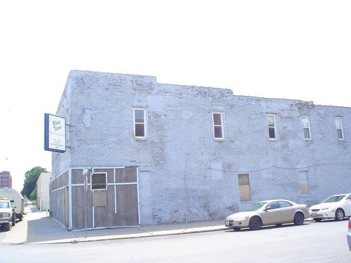 Blue Town St. Joseph Mo.