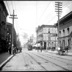 5th and Edmond in 1890 St. Joseph Mo