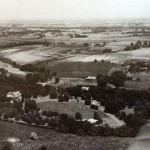 Aerial view of Wyeth Mansion – Frederick Avenue St. Joseph Mo