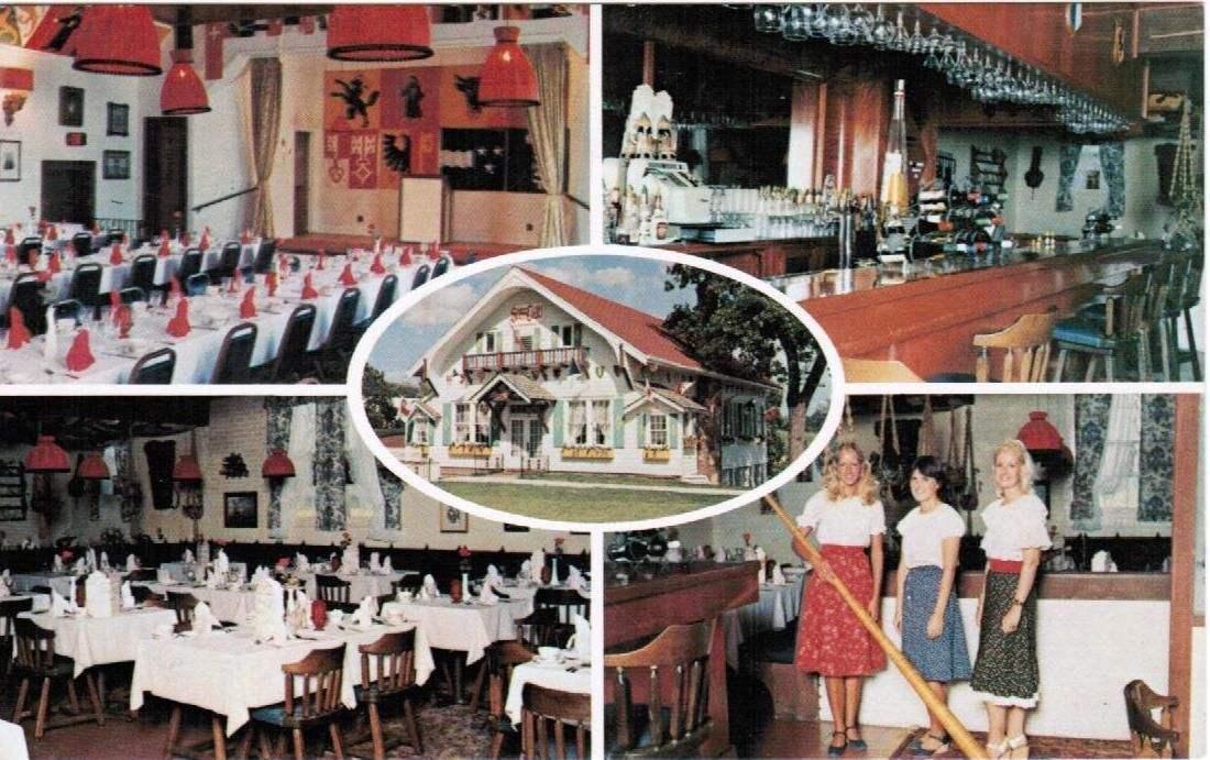 Swiss Chalet Restaurant, St. Joseph., Missouri MO Postcard ...