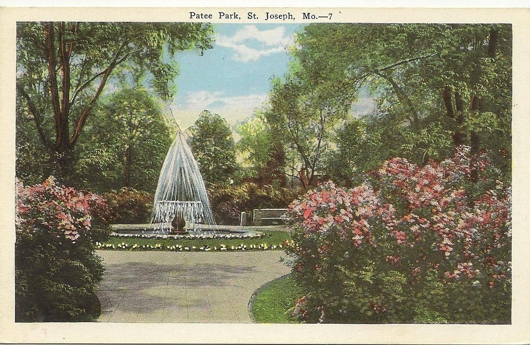 Patee Park St. Joseph Mo