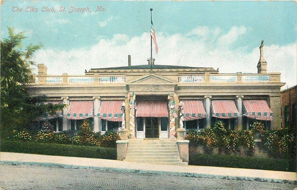 The Elks Club St. Joseph Mo