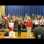 Coleman Elementary's 1st and 2nd Grade Christmas Program. St. Joseph, Missouri. December 16th, 2014.