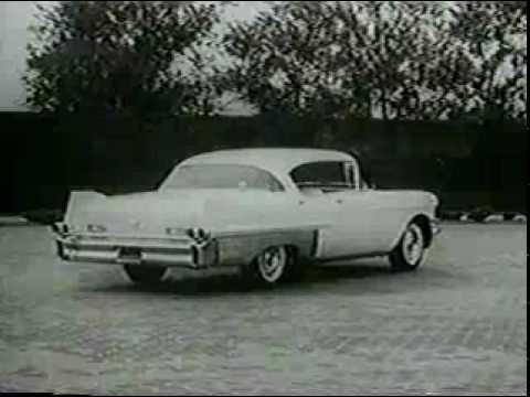 1957 Cadillac  Car Commercial