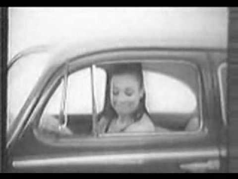 Vintage Volkswagen Beetle commercial VW