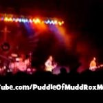 Puddle of Mudd/Saliva/Burn Halo – April 15, 2010 St. Joseph, Missouri