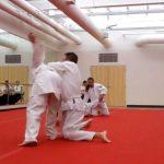 Jeromie Frost 2nd Kyu Aikido Test St. Joseph, Mo Aikido Cub