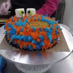 "St. Joseph Hy-Vee Cake Creations: ""Monster Cake"""