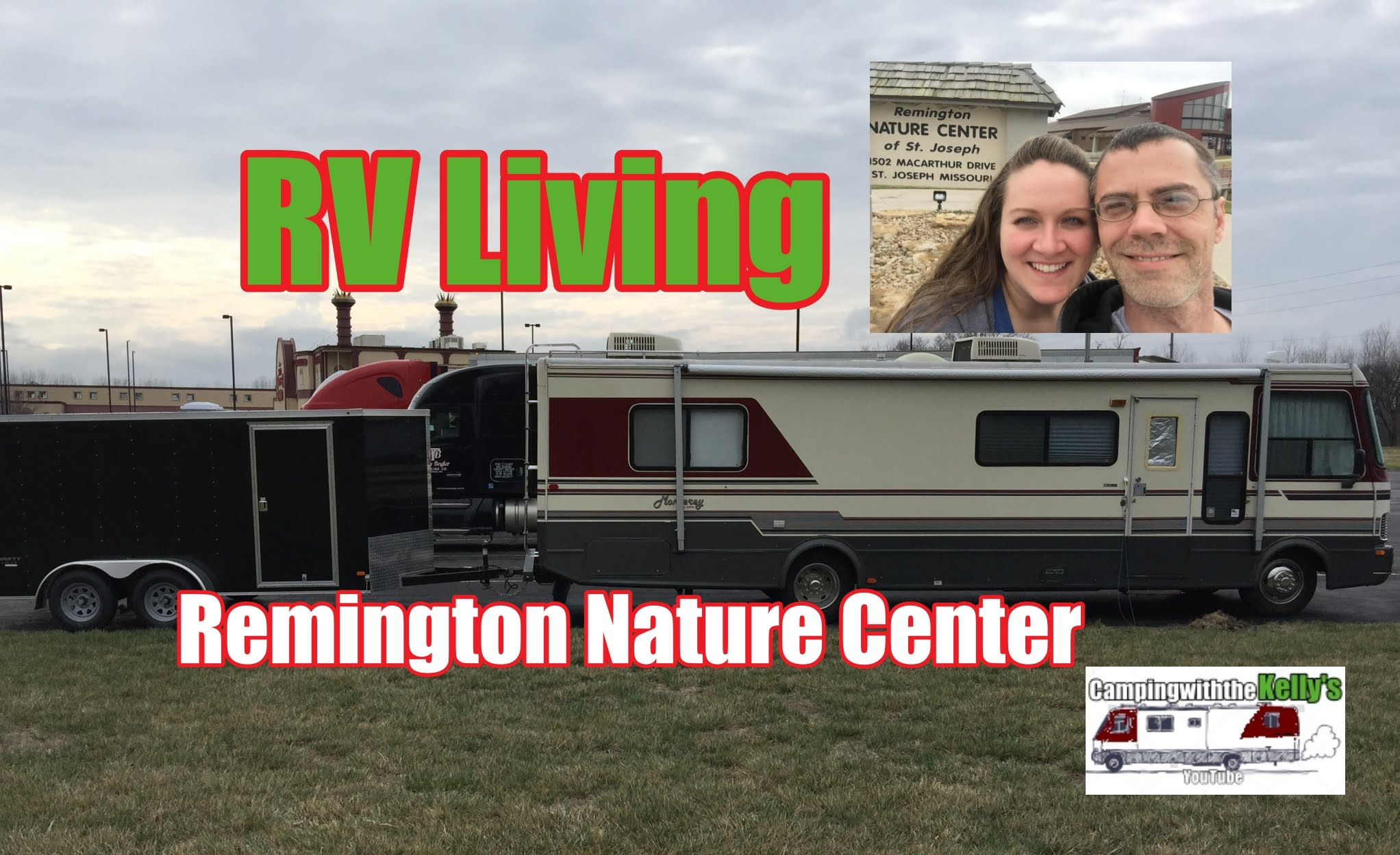 Take A Tour Thru Remington Nature Center St.Joseph,MO