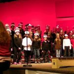 St Joseph Mo Pickett School 3rd and 4th Grade Thanksgiving Program