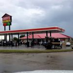Bigrigtravels Live! Higginsville,  Missouri to St Joseph Interstate 70 and 29 August 1, 2016