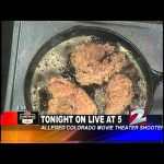 "KQTV-2 St. Joseph, MO ""Live at Five"" news intro July 30, 2012"