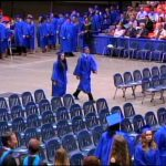 Central High School 2016 Commencement