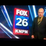 Fox 26 KNPN St. Joseph MO Light Sabers Caught on Camera