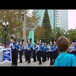 Florida Citrus Parade 2014:  Central High School – St Joseph MO