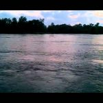 Missouri River at St Joseph, Mo 6-12-11