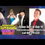 International Superstars of Magic & Comedy – St. Joseph, Missouri – February 1, 2014