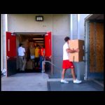 Chiefs pack and prepare for training camp in St. Joseph, Mo.
