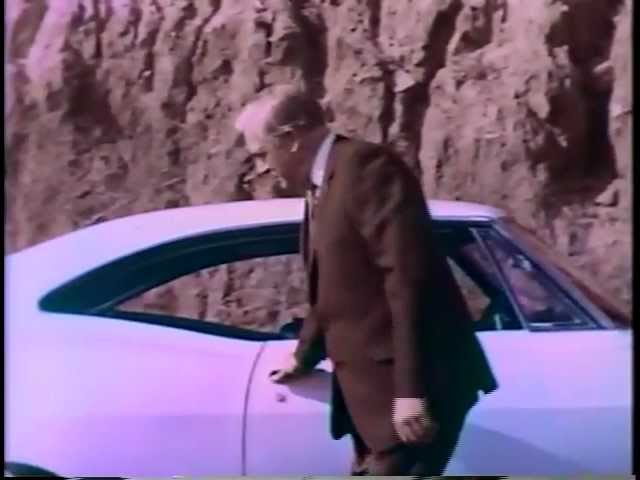 Vintage 1967 Impala TV commercial – car splits apart