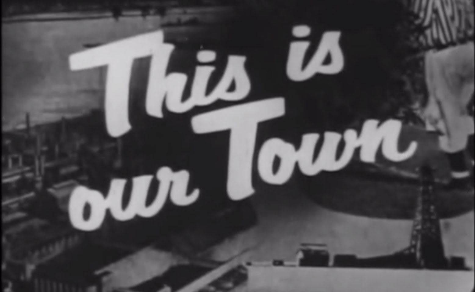 1954 Movie of St. Joseph, Mo.