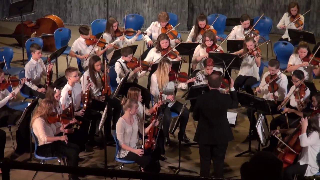 Bode/Truman Middle Schools and Central High School Winter Orchestra Concert