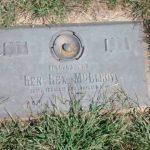 Ken McElroy Grave Site in Saint Joseph Memorial Park
