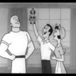 1950s Vintage Mr. Clean Commercial
