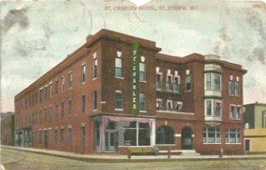 St. Charles Hotel St. Joseph Mo